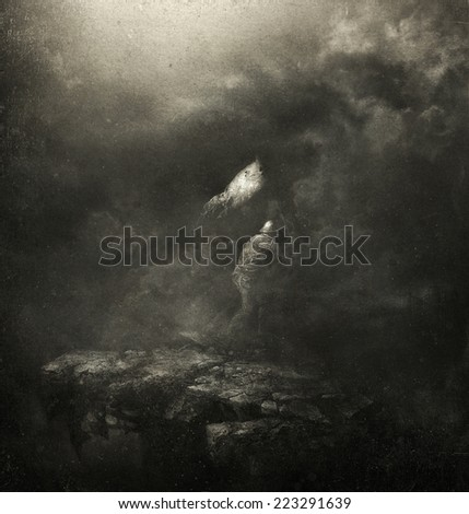 Surrender - stock photo
