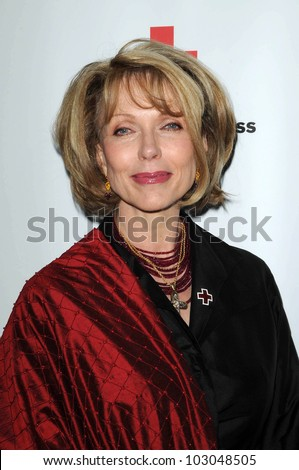 Susan Blakely at the Red  Cross Red Tie Affair Fundraiser Gala, Fairmount Miramar Hotel, Santa Monica, CA. 04-17-10