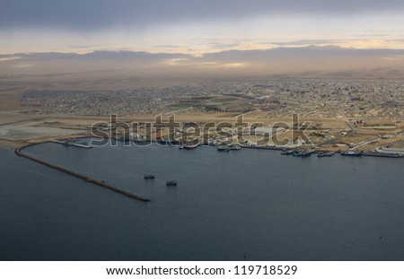 Swakopmund - stock photo