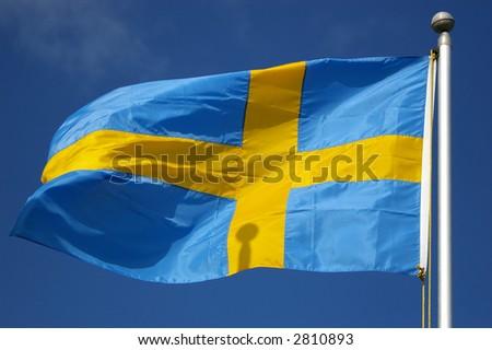 sweden - stock photo