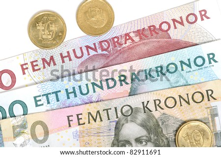 Swedish crowns are one of the most stron currencies in Europe