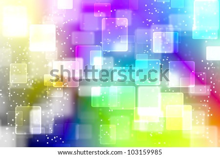 Sweet Abstract background with bokeh effect. - stock photo
