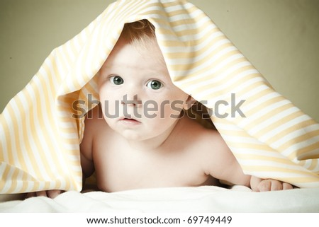 Sweet baby - stock photo