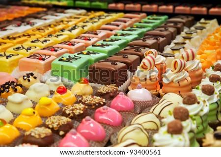 sweet background - stock photo
