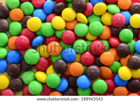 Sweet Bonbons Candy  - stock photo
