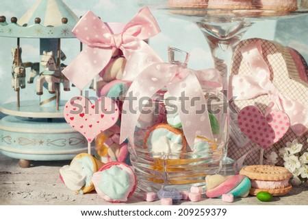 Sweet day - stock photo