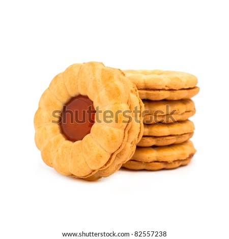 Biscuit cake Stock Photos, Biscuit cake Stock Photography, Biscuit ...