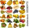 Sweet fruits - stock photo