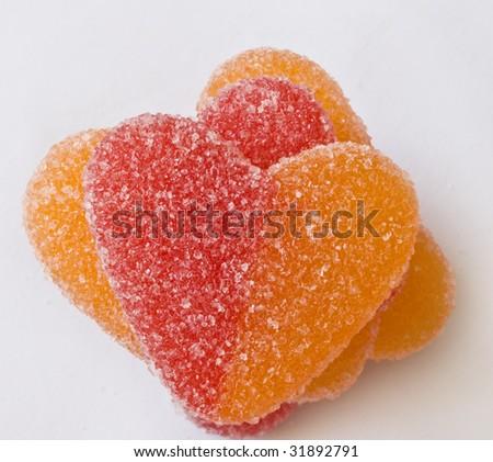 sweet heart - stock photo