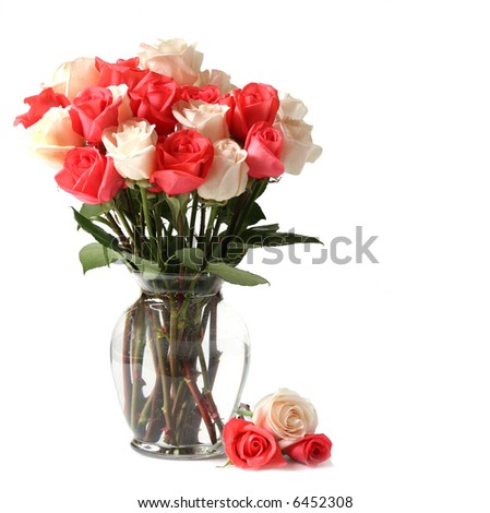Sweetheart roses