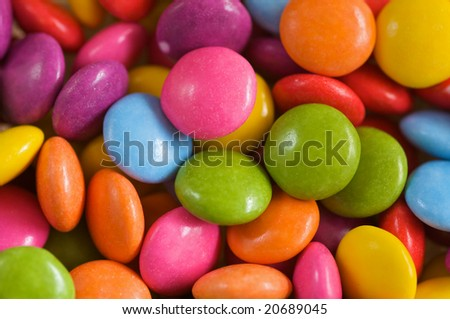 Sweets - stock photo