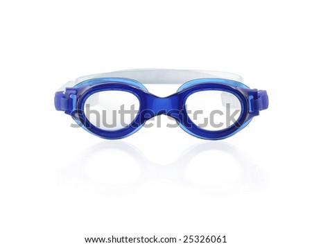Swim Mask - stock photo