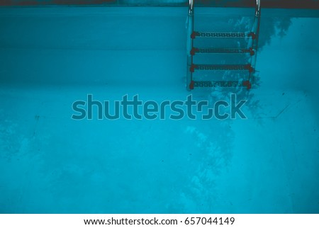 Dark Blue Pool Water dirty pool stock images, royalty-free images & vectors | shutterstock