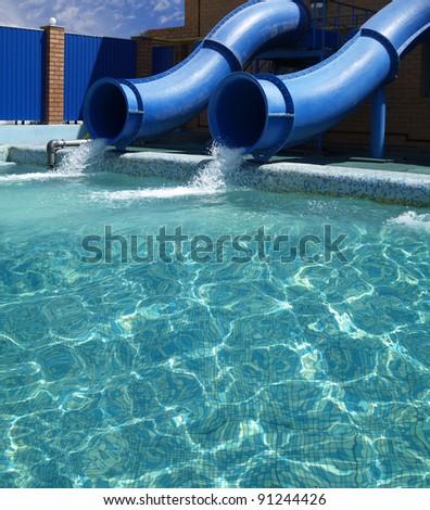 Business Man Feet On Ledge Diving Stock Photo 227744281