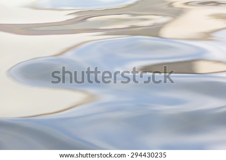 swimming pool with sunny reflections,water background - stock photo