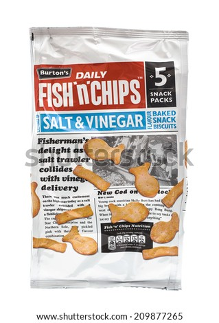 Fish n chips stock photos royalty free images vectors for Fish and chips vinegar