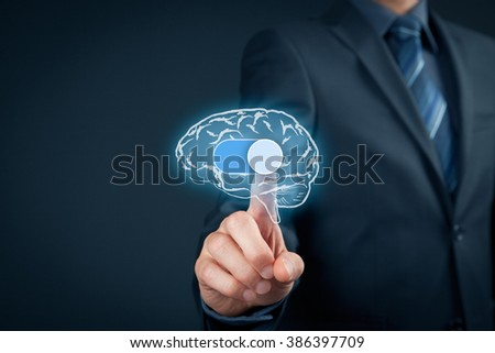 Switch on your brain - improve your creativity and thinking.