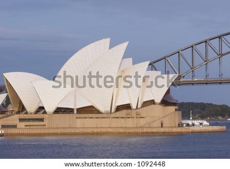 Sydney Opera House - stock photo