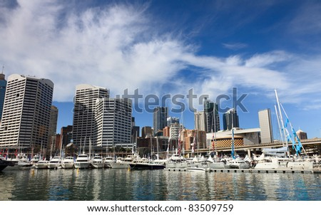 sydney yacht boat show darling harbour