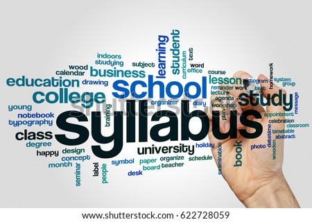 submit and syllabus The syllabus repository supports public access to all files across a five year history, file deposits by faculty members, file downloads by students if you have questions or require assistance, please submit a help request note that this.