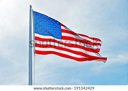 Symbol of Freedom - stock photo
