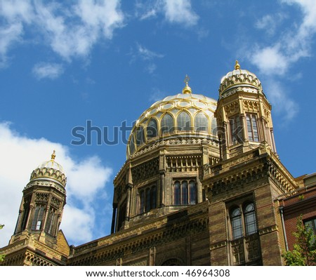 synagogue in Berlin, Germany