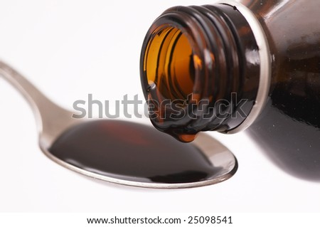Syrup - stock photo
