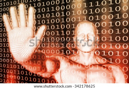 System Administration and Database Maintenance as Concept - stock photo