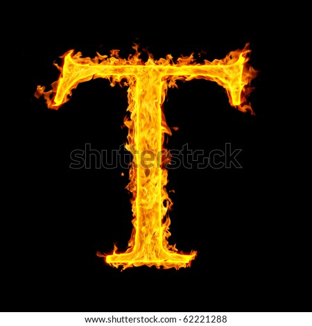 t ,fire letter