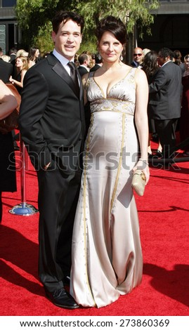 T.R. Knight attends the 59th Annual Primetime Emmy Awards held at the Shrine Auditorium in Los Angeles, California, United States on September 16, 2007.
