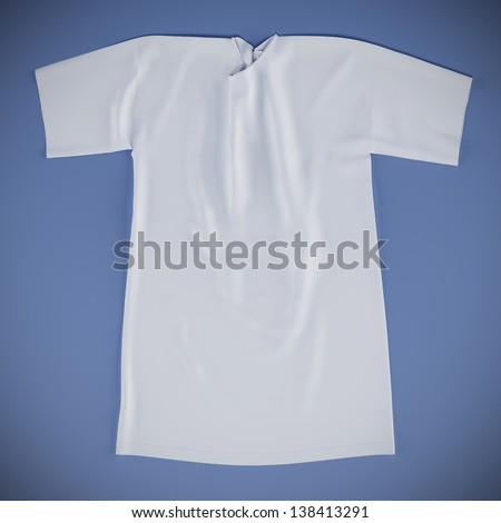 T-shirt - stock photo