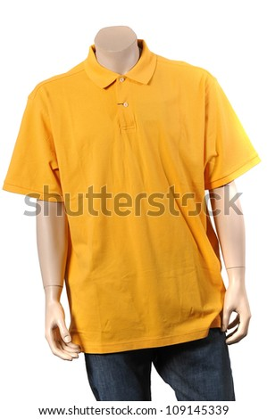 t-shirt with a collar