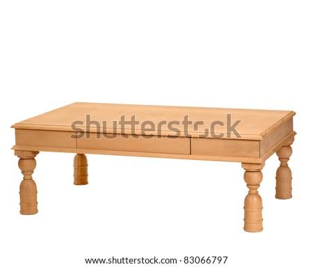 Table - stock photo