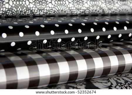 table cloth - stock photo