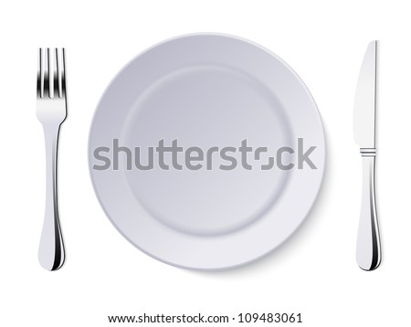 Table setting. Raster version, vector file id: 108131264