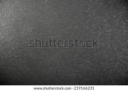Table slate background close up at high resolution - stock photo