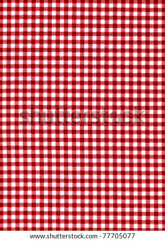 Tablecloth, can be used for background - stock photo