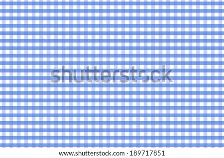 Tablecloth pattern seamless background. Vichy pattern.