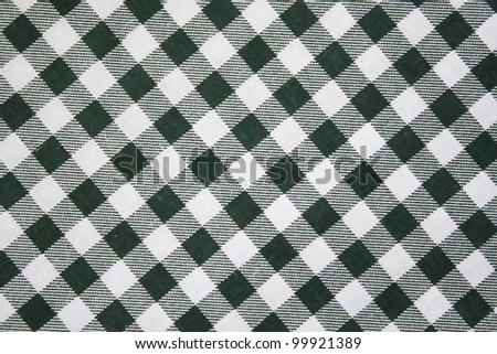 tablecloth texture - stock photo