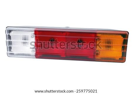 taillight   - stock photo
