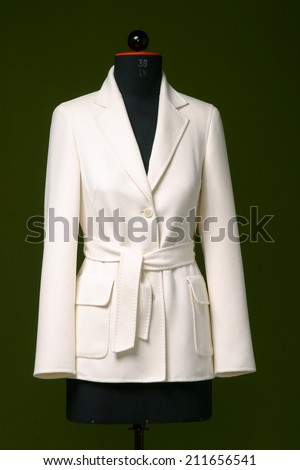 Tailor Mannequin - stock photo