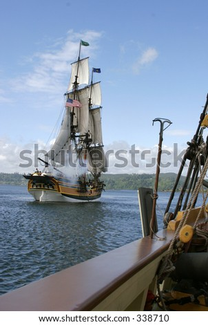 Tall Ship Pursuit