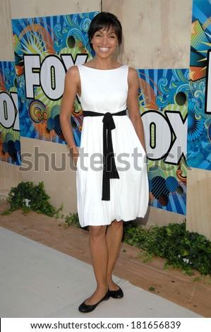 Tamara Taylor at FOX All-Star Party for Summer 2007 TCA Press Tour, Santa Monica Pier, Santa Monica, CA, July 23, 2007 - stock photo