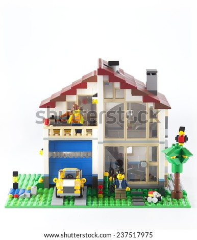 Lego Home Stock Photos, Royalty-Free Images & Vectors - Shutterstock