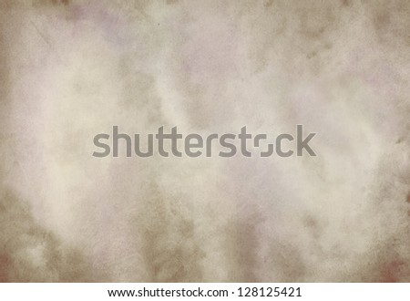 Tan Atmospheric Background - stock photo