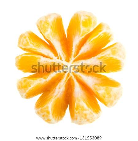Tangerine - stock photo