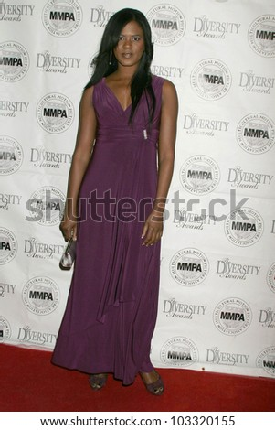 Tangi Miller  at the Multicultural Motion Picture Association's  17th Annual Diversity Awards, Beverly Hills Hotel, Beverly Hills, CA. 11-22-09