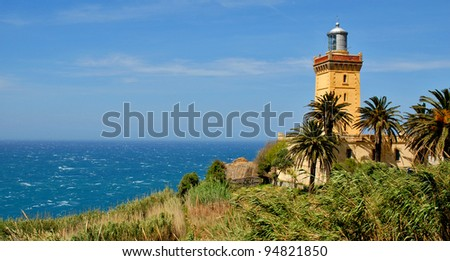 Tangier, Morocco - stock photo