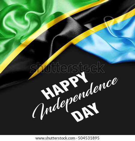 Tanzania Happy Independence Day