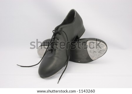 Woman Tapping Her Red Leather Shoes Shutterstock